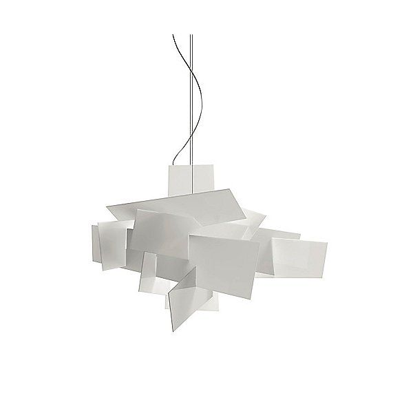 Foscarini Big Bang XL LED Chandelier – 1510072L63 U in Red
