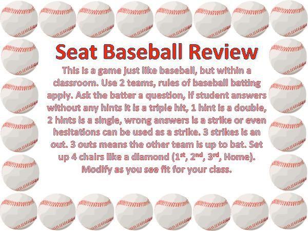 Best Baseball Theme Images On   Classroom Ideas