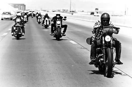 Would have loved to be part of them #motorcycles