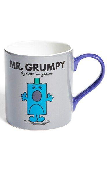 Wild & Wolf 'Mr. Grumpy' Mug | Nordstrom