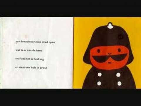 Snuffie en de brand, digitaal prentenboek voor kleuters