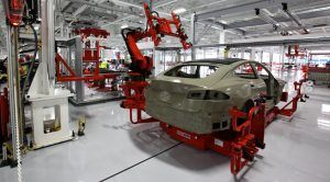 Tesla Factory: Unsafe at Any (Line) Speed?