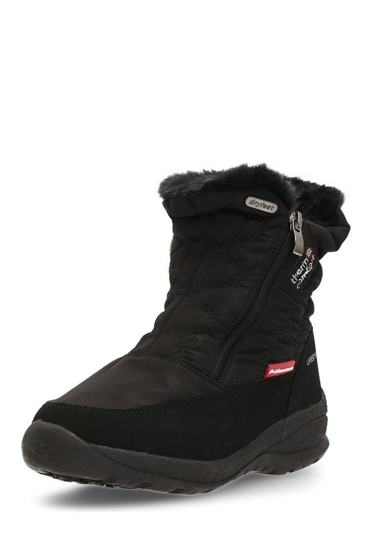 Elementerre Snowboots Boulder, gefüttert, schwarz Jetzt bestellen unter: https://mode.ladendirekt.de/damen/schuhe/boots/snowboots/?uid=d7eb54ff-2d0b-594e-a39d-e336aa1fc454&utm_source=pinterest&utm_medium=pin&utm_campaign=boards #snowboots #boots #schuhe #bekleidung Bild Quelle: brands4friends.de