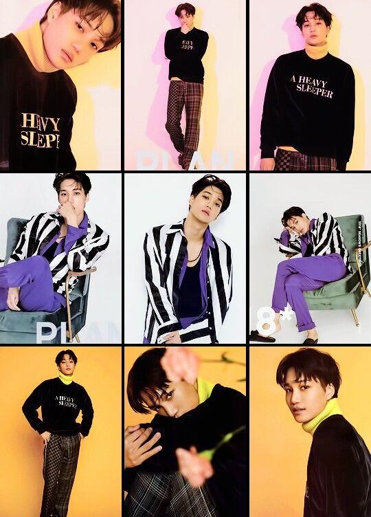 [2018] #EXO @Season's Greetings Calendar