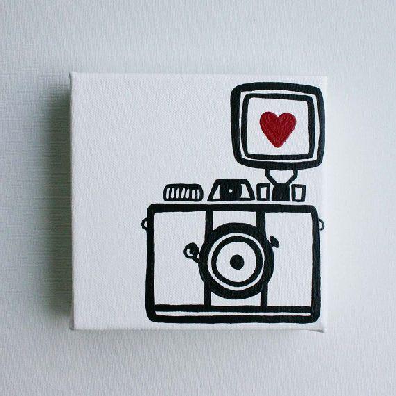 sonrie en las fotos y en la vida