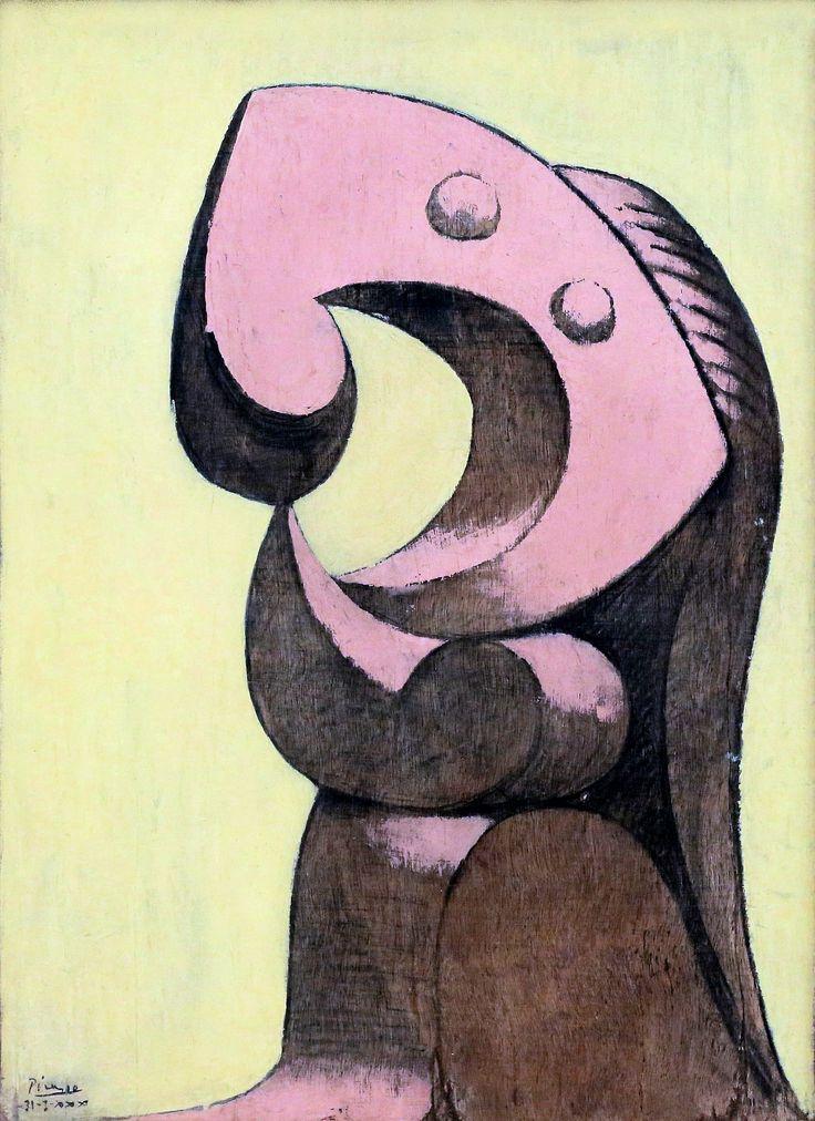 Pablo Picasso 1881 1973 Paris Frau Femme Woman 1930