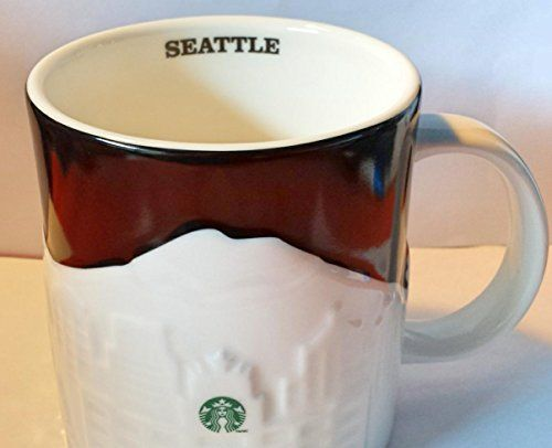 Starbucks 2012 Seattle Relief Mug, 16 Fl Oz Starbucks