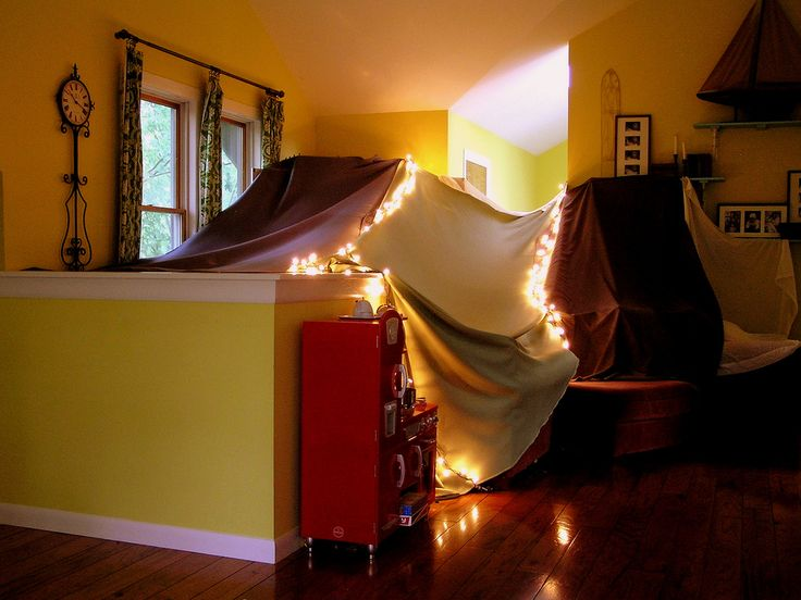 How Would You Turn Your Home Into A Vacation Spot Why Not Build Fort