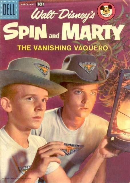 *SPIN & MARTY ~ (Spin (Tim Considine)  &  Marty (David Strolley)