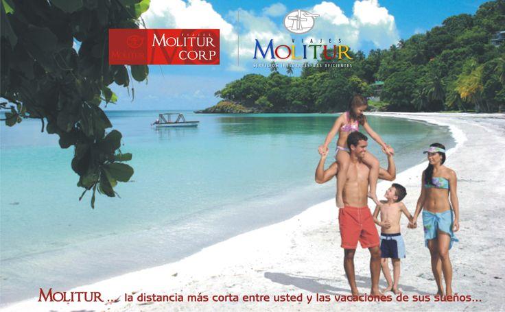 Escoge el lugar preferido para unas vacaciones sensacionales y nosotros hacemos tu sueño realidad