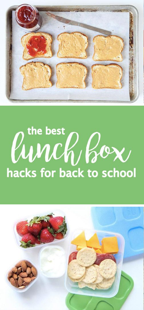 When you feel like there are no more options for back-to-school meal prep, these hacks for creating the best lunch box are here to save the day! We're talking creative recipes, Rubbermaid LunchBlox® packing tips, and even organization solutions.