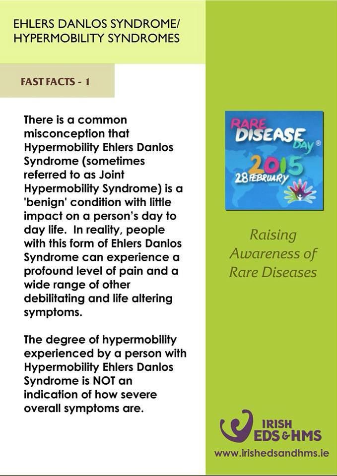 Access all our original Ehlers Danlos Syndrome, Hypermobility Syndromes, and Marfan Syndrome leaflets here.