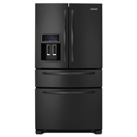 Kitchenaid 25 Cu Ft 4 Door French Door Refrigerator With