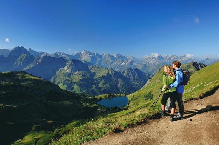 Steinbocktour über die Allgäuer Alpen