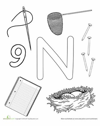 16 best Letter Nn is for Nancy, and... images on Pinterest