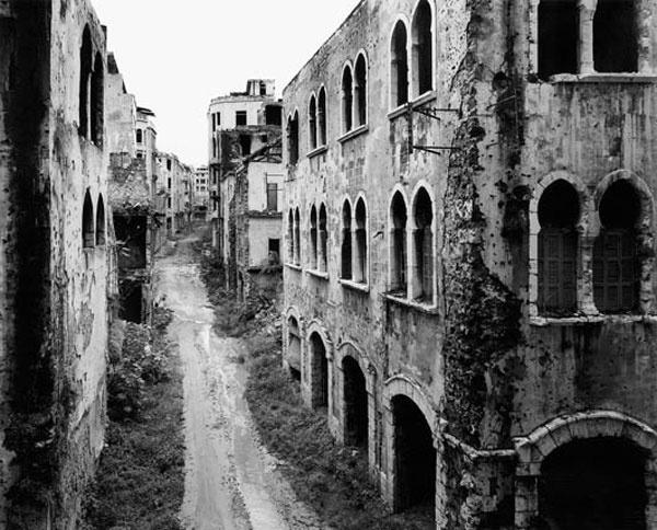 Gabriele Basilico - Beirut
