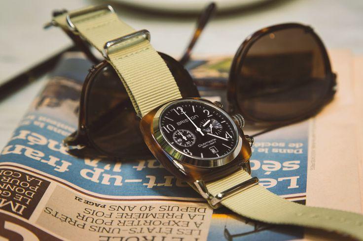 Briston Clubmaster Chronograph