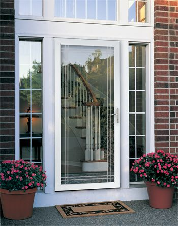 For over 50 years Larson has brought innovations value and quality to the storm & 25 best Larson Storm Doors images on Pinterest | Larson storm ... Pezcame.Com
