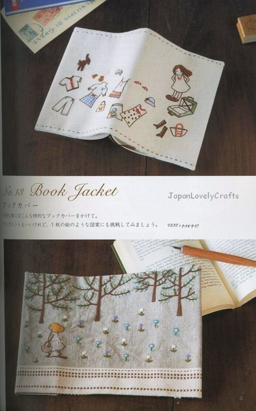 My First Embroidery Lesson - Japanese Stitch Pattern Book for Kawaii Motif - Hiroko Ishii - B241. $23,50, via Etsy.