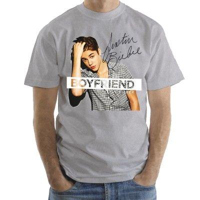 Justin Bieber мъжка тениска Stedman с къс ръкав