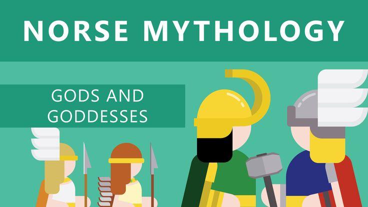 Norse Mythology Gods & Goddesses. Who are the norse gods and goddesses? What are the powers of the norse deities have? Odin, Thor, Loki, Freyja and more. SUB...