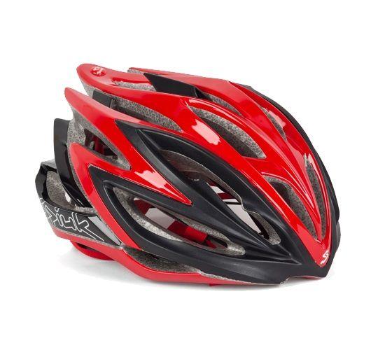 Casco SPIUK Dharma 2014 Rojo-Negro #bikestocks #bikes #spiuk