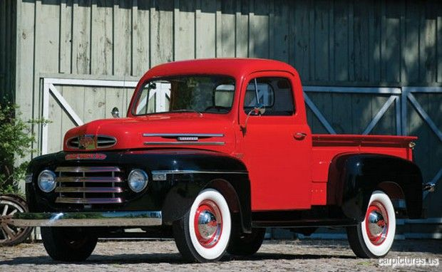 1950 Ford F250 4x4