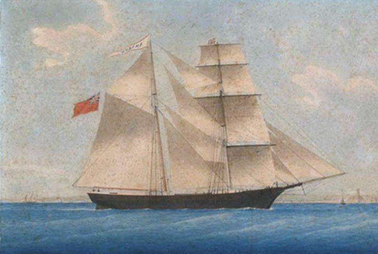 Mary Celeste – La nave fantasma
