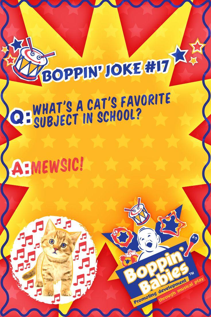 Q: What's a cat's favorite subject in school? A: MEWsic! #FridayFunny (scheduled via http://www.tailwindapp.com?utm_source=pinterest&utm_medium=twpin&utm_content=post100635069&utm_campaign=scheduler_attribution)