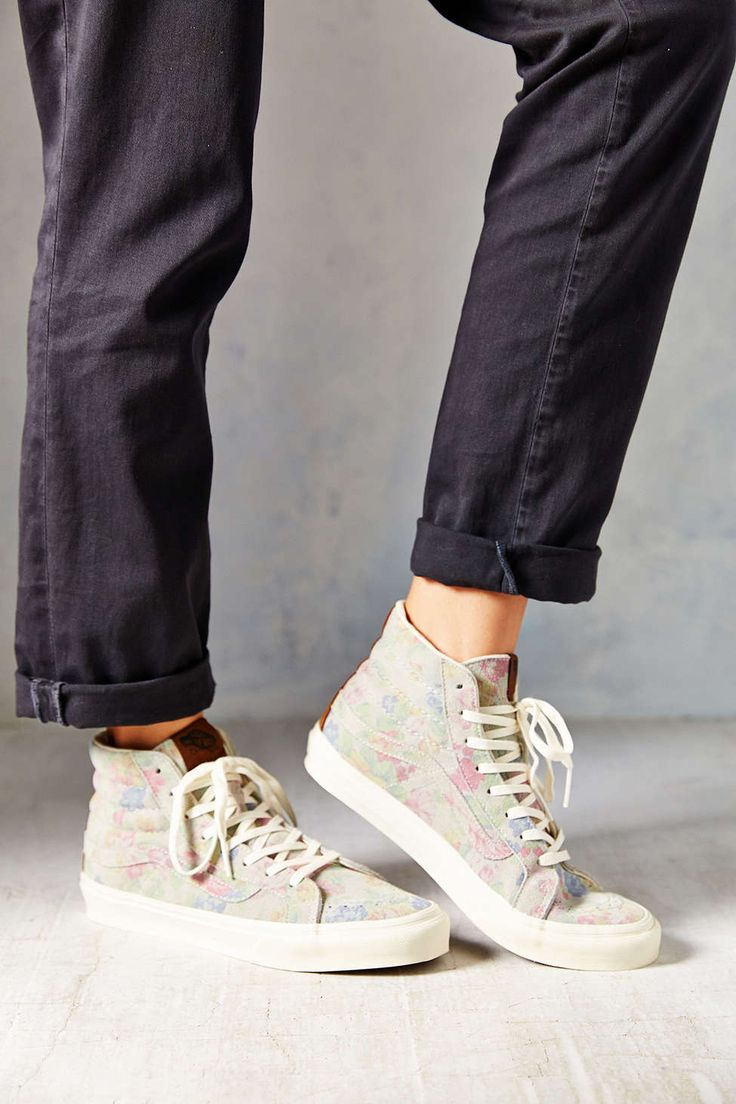 vans sk8 high top womens