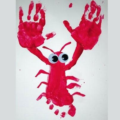 Deja ir tu imaginación y dibujo coses extraordinarias a partir de tus pies y tus manos. Para más información: http://www.plantillascoimbra.com