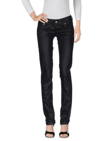 FREESOUL Women's Denim pants Black 25W-32L jeans