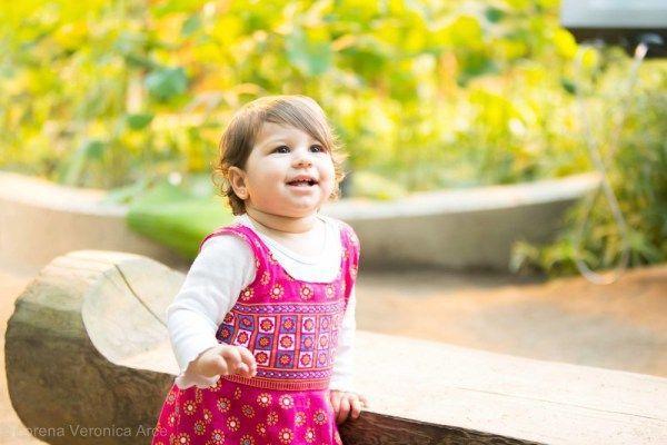 My Baby at the Botanical Garden in Aarhus. Photo by: Lorena Veronica Arce