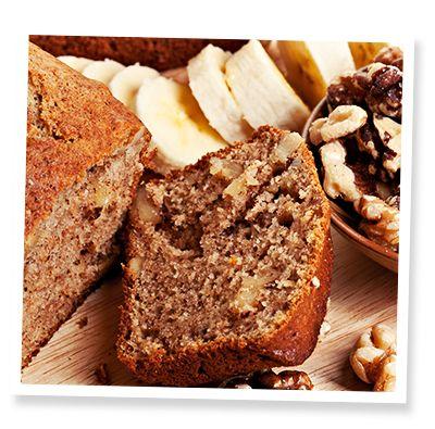 No-Sugar-Added Banana Bread
