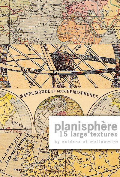 Planisphere Sounds From Outer Space