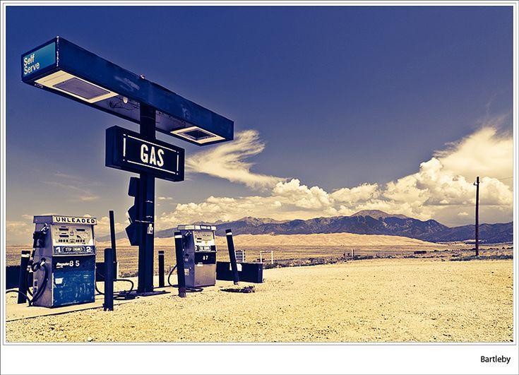 Last Chance Gas - Pueblo, Colorado