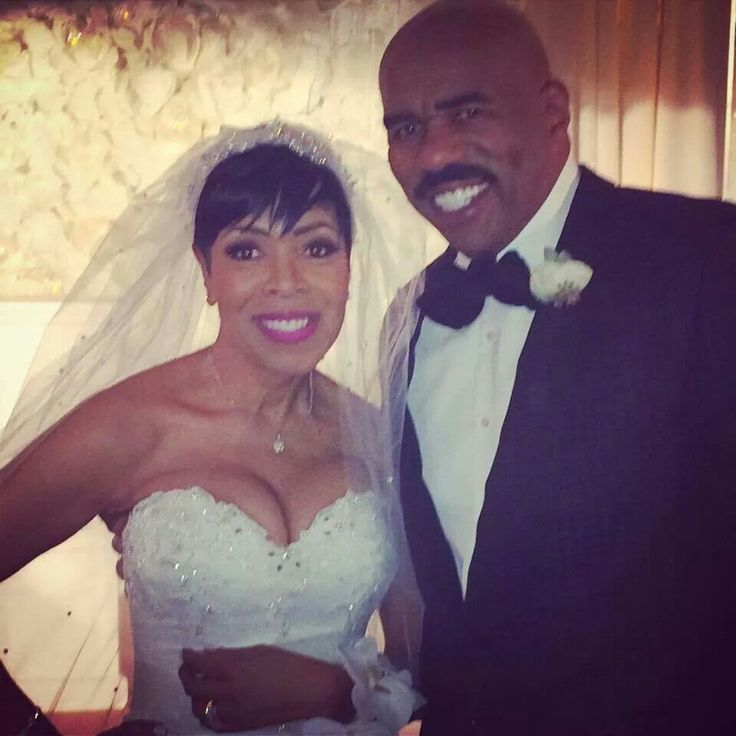shirley strawberry now married from the steve harvey morning