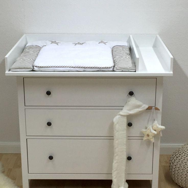 ber ideen zu wickelaufsatz auf pinterest wickelkommode wickeltisch und hemnes. Black Bedroom Furniture Sets. Home Design Ideas