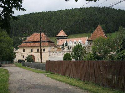 Castelul Lazar