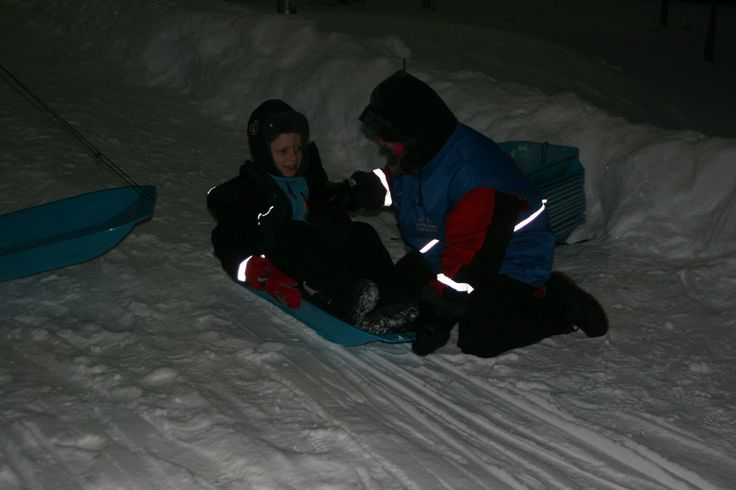 Sledging in Lapland! Lapland with children! Finland, Father Christmas, Santa Claus, snow, Finnish, North Pole, Christmas, children, saariselka, arctic, arctic circle,   http://globalmousetravels.com/2013/12/trip-review-lapland-santas-lapland/