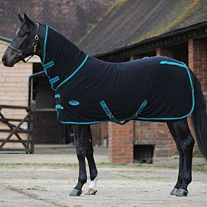 Weatherbeeta Fleece Combo Neck Cooler - Horse Coolers from SmartPak Equine