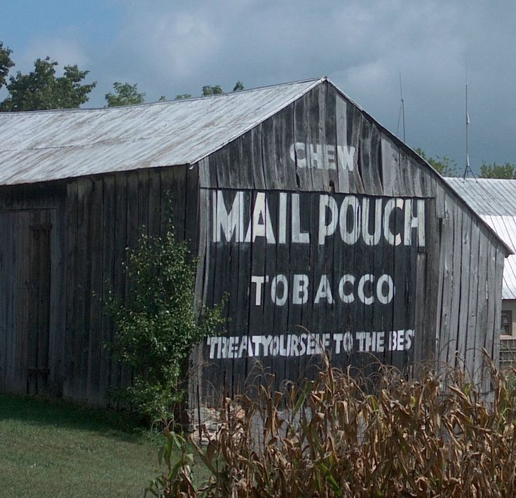 1000+ Images About Mail Pouch Barns On Pinterest