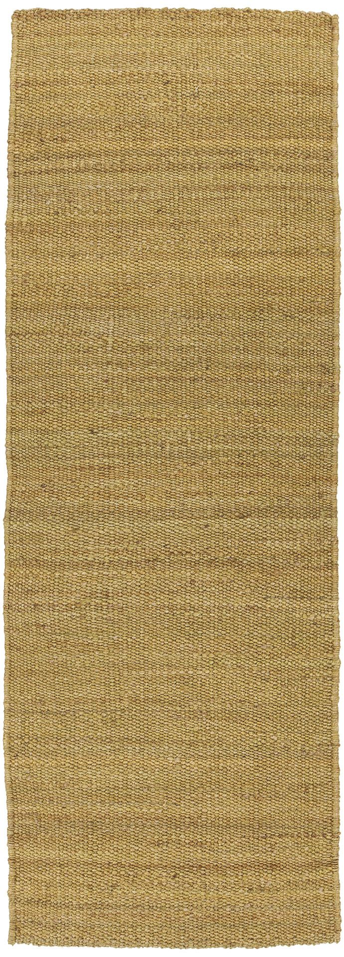 Green Hand-Woven Transitional Rug