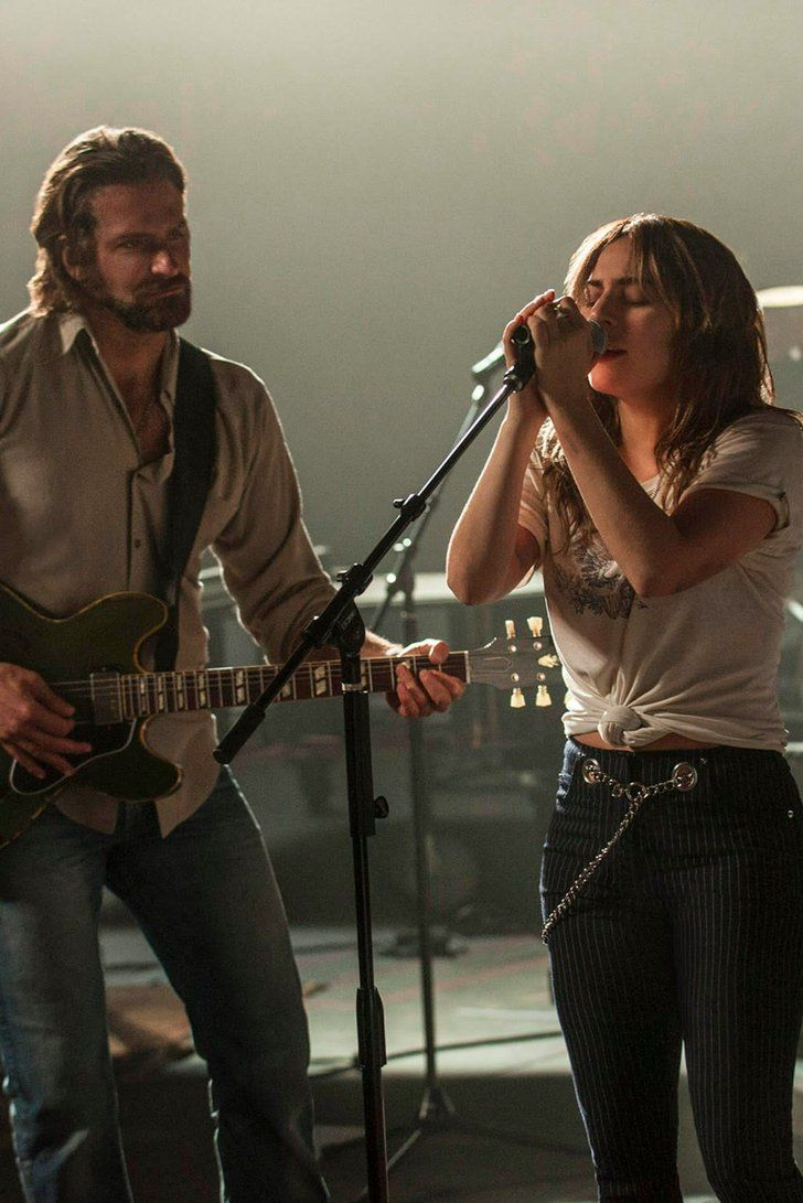 Let's Just Stare at This Picture of Lady Gaga and Bradley Cooper in A Star Is Born