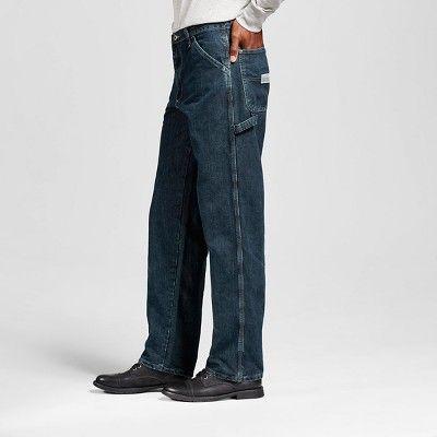 Wrangler Men's Relaxed Fit Carpenter Jeans - Quartz 32x32