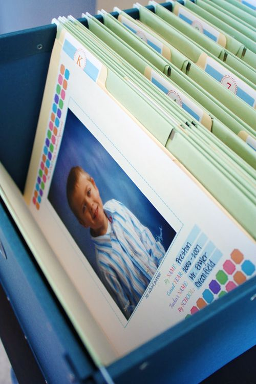 21Our Favorite Organizing Tips for a Smooth School Year