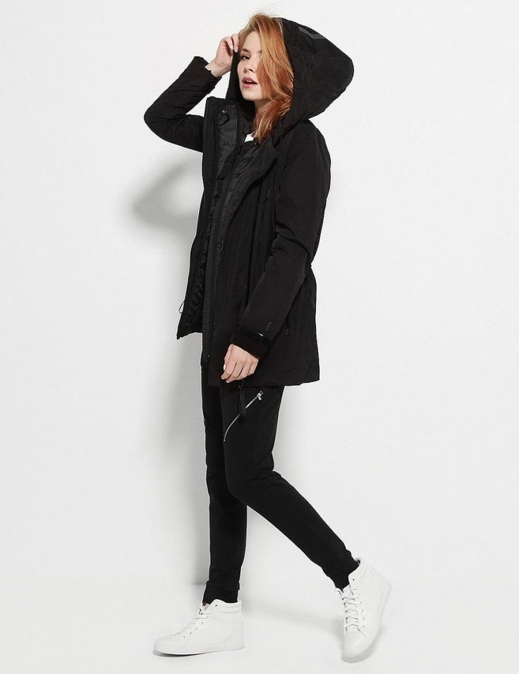 Diverse Bunda dámská NIIKA dva v jednom Dámská bunda DIVERSE je vyrobena z příjemného materiálu. Zapínání má na zip a kapucu do nepříznivého počasí. Uvnitř bundy je prošívaná podšívka, kterou lze nosit samostatně jako jarní …