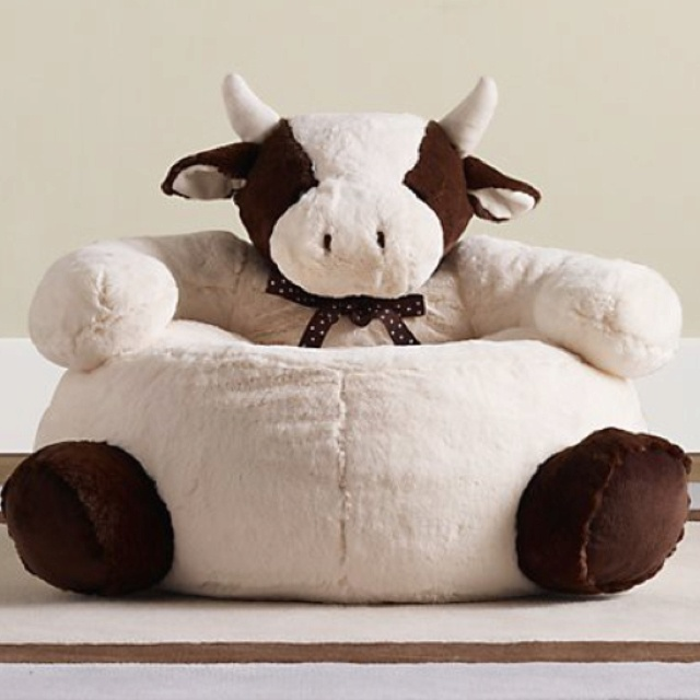 Cow chair