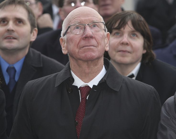 Old Trafford's South Stand to be renamed Sir Bobby Charlton Stand