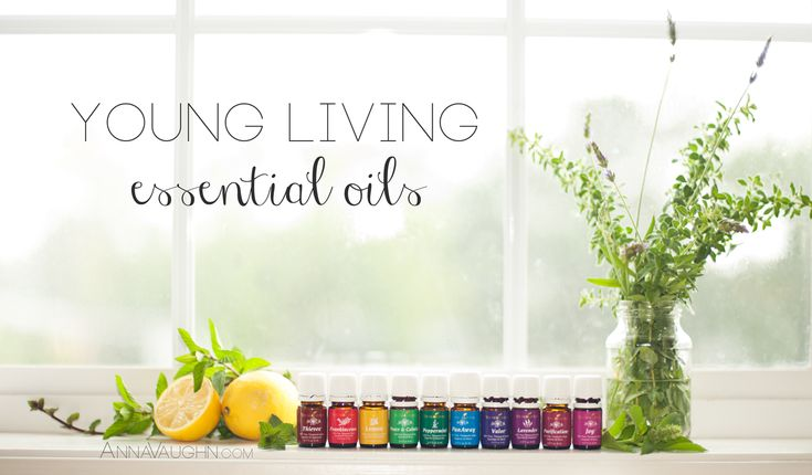 Young Living Essential Oils: Christi Lehner Education Recordings